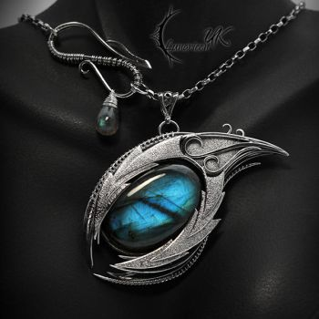 AGRNARGN DRACO (dragon's eye) by LUNARIEEN
