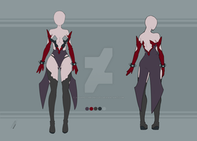 Adoptable - Outfit 15 SOLD by Asgard-Chronicles