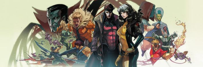 2 Xmen family history by Peter-v-Nguyen