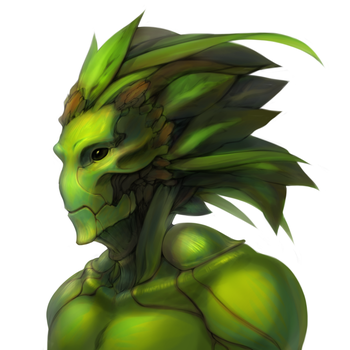 Floran? by inualet
