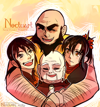 Group Hug! by Noctuart