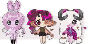 Succubear Guest Adopts | CLOSED by lesimoon