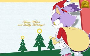 Holiday Blaze '11 -Ver.1- by Fuzon-S