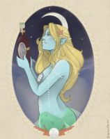 The Siren's Wine by thedandmom