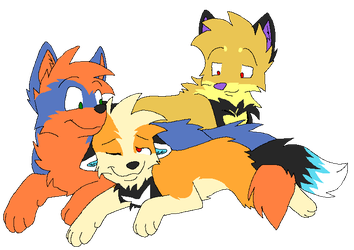 Family 3 by Toby-Wolfkat