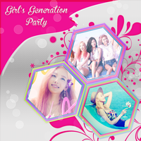 SNSD/Girl's Generation - Party Photopack by mayradias