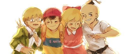 EarthBound by HeyFresco