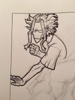 Allmight by yuoma