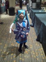 Cutest Miku EVER by MariSanomaFanFic