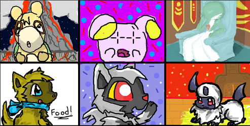more iScribble madness by TaiyoPrower