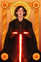 Kylo: The Sun by Chrisily