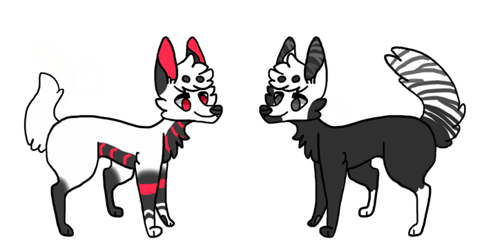 Adopts by FallenFox19