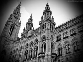 City Hall by Drazen1804