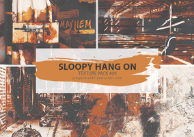 Textures #09 - Sloopy Hang On by JJ-247