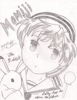 .:Young Momiji:. by sexykyo