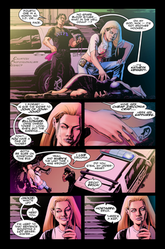 Eternal Knight Issue1-Page10 by Tibbittz