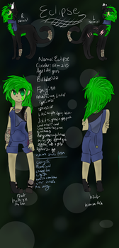 Eclipse refrence sheet READ DESCRIPTION by RadioactiveRays