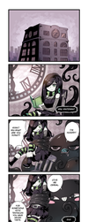 The Crawling City - 1 by Parororo