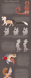 Bipanid Species Sheet by Flora-Tea