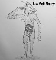 COTW#198: The Lake Worth Monster by Trendorman