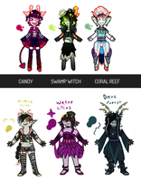 fantroll adoptables 22 -AUCTION - COLLAB- [OPEN] by ashlooloo