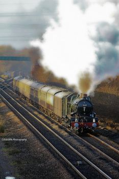 Secret Stanier by CJSutcliffe