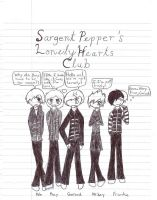 Srt. Pepper's Lonely Hearts by LeeGaaFangirl