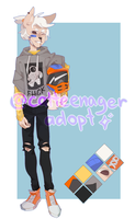 cool kid auction - [CLOSED] by catteenager