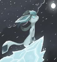 Just one cold, winter night. by purpleninfy