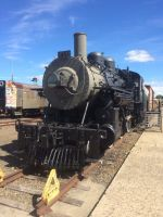 Boston Maine steam in Danbury  by Transformerbrett97