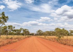 Red Dirt Road by midnightrider79