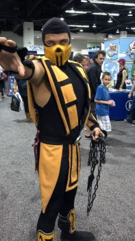 Scorpion at Wondercon 2013 by Francision