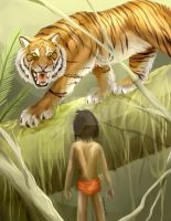 Jungle book by TheShadowOfFire