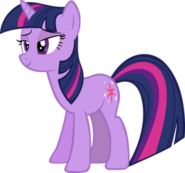 Mellow Twilight Sparkle by Vector-Brony