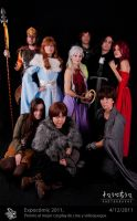 A Song of Ice and Fire Cosplay by ALIS-KAI