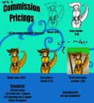 Commission Price Sheet by Vale-city