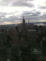 Empire State Building by strongbad-joe132