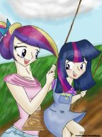 The Best Foal Sitter  by LivyLemon