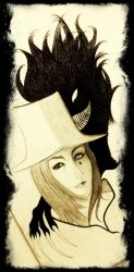 The Ringmaster and His Other by Andromidicus
