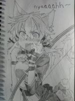 Sinon (ALO Version) finished by Minato1995