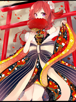 New Years Maki! by SkieFish