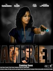 Amunet Movie Poster by car0003