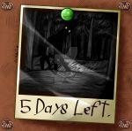 5 Days Left... by SomeMonsterFangirl