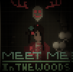 meet me in the woods new poster by xXjustsomekiddoXx