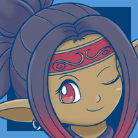 Icon: Winky Jade by Volmise