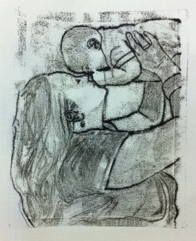Mother and Child by marie-nelson1994