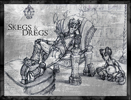 Skegs and Dregs by JRTribe