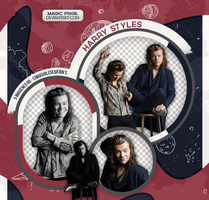 PACK PNG 508| HARRY STYLES by MAGIC-PNGS