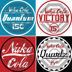 Nuka-Caps by SUBJECT-241