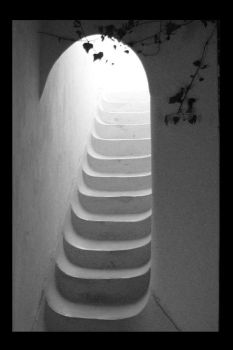 Stairs by P0RG